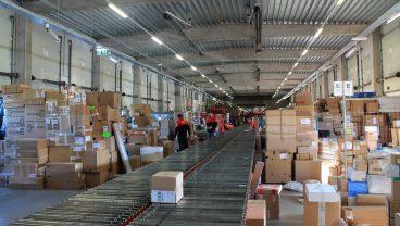Logistics Arrowline Amsterdam